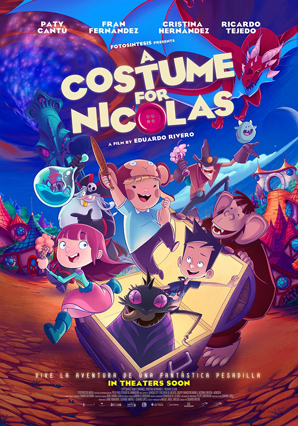 Watch Movie a-costume-for-nicholas