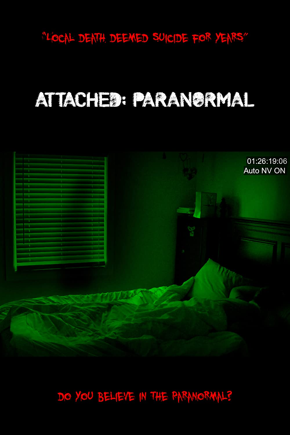 Watch Movie attached-paranormal