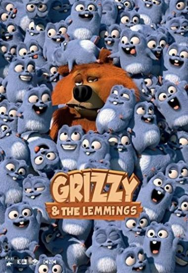 Watch Movie grizzy-and-the-lemmings-season-1