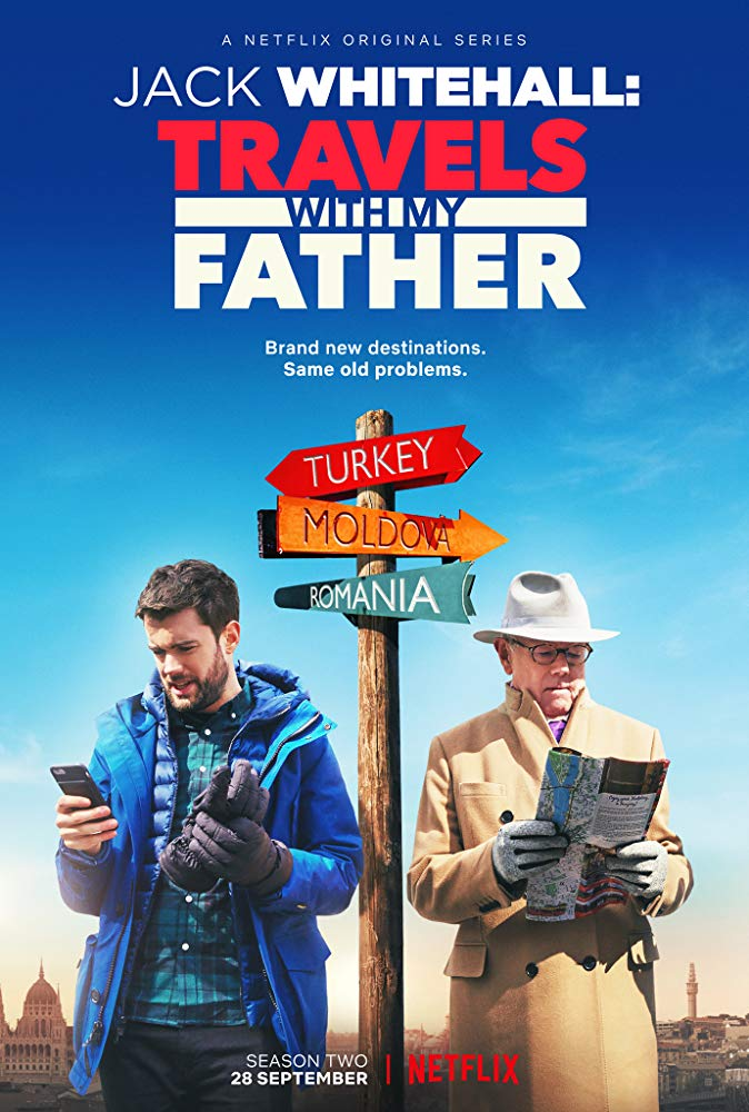 Jack Whitehall: Travels with my Father - Season 3