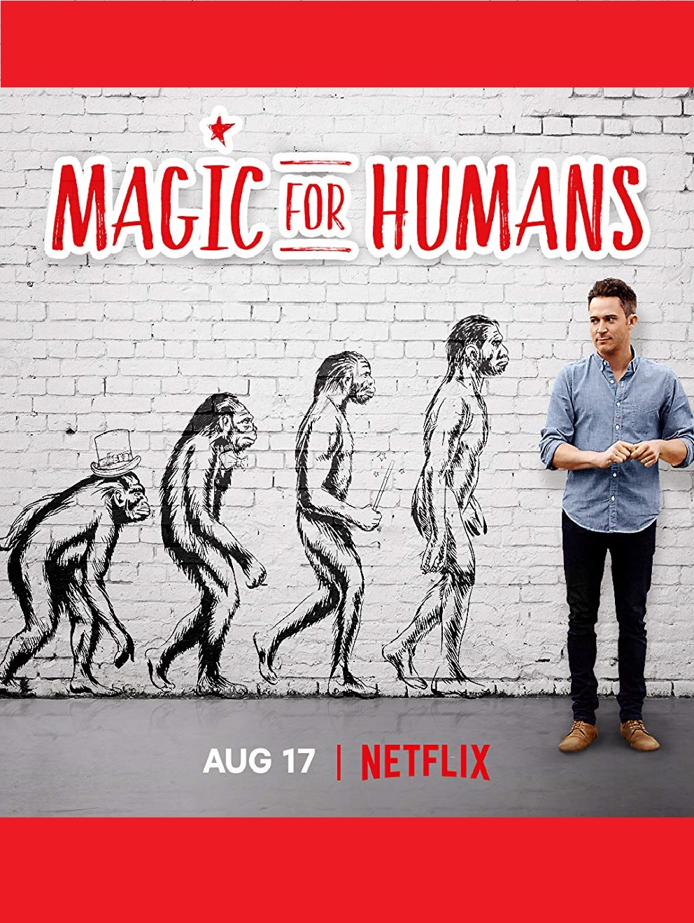 Watch Movie magic-for-humans-with-justin-willman-season-1
