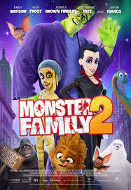 Watch Movie monster-family-2
