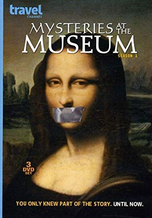 Mysteries at the Museum - Season 8