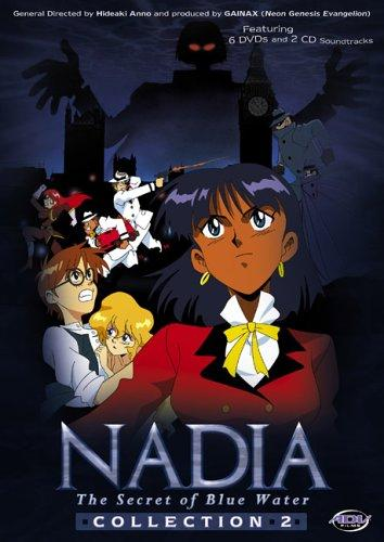 Nadia: Secret of the Blue Water