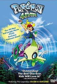 Pokemon 4Ever- Celebi Voice Of The Forest