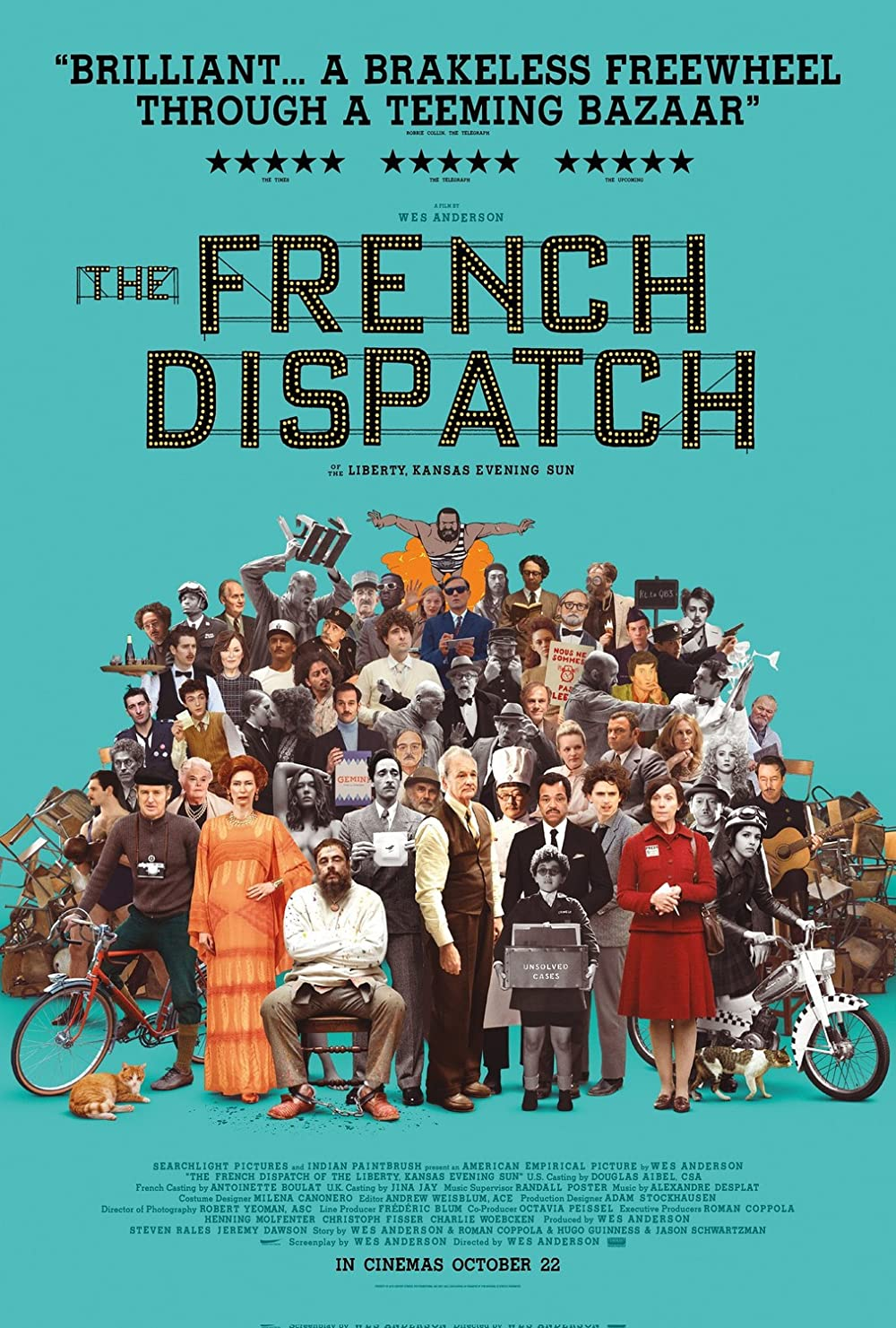 Watch Movie the-french-dispatch
